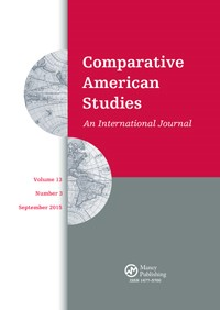 comparative american studies book cover